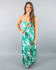 'KENDALL' Buddy Love Maxi Dress - Palm