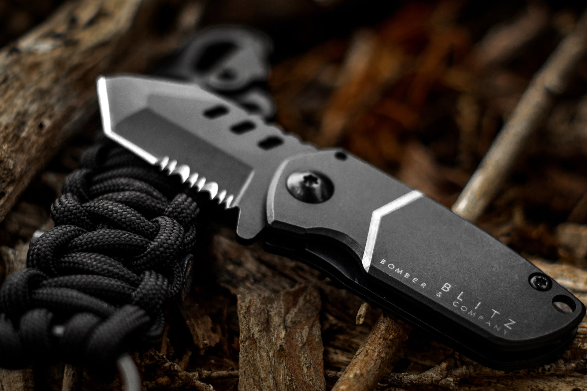 BLITZ Tactical Pocket Knife