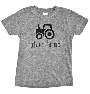 """Future Farmer"" Toddler Tee"