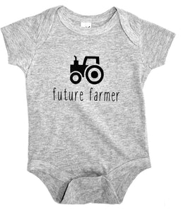 """Future Farmer"" Onsie"