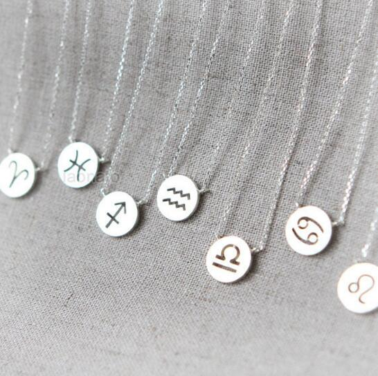 The Jammie - Zodiac Sign Necklace