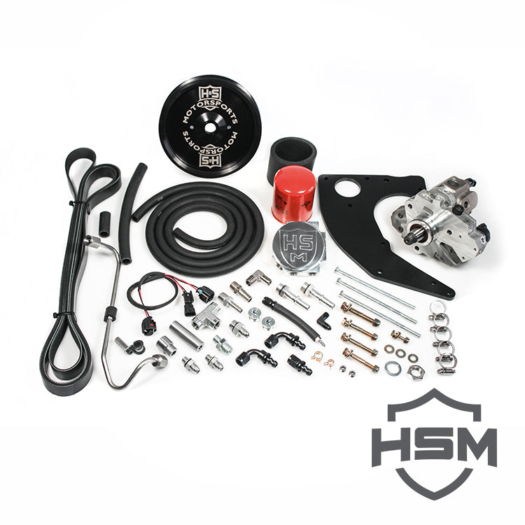 11-19 Ford 6.7L Dual High Pressure Fuel Kit