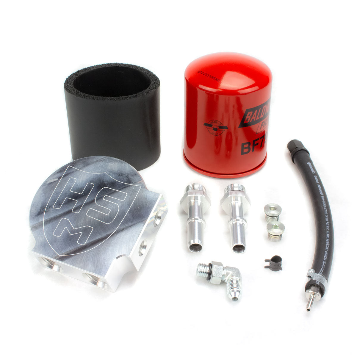2011-2021 Ford 6.7L Fuel Filter Conversion Kit