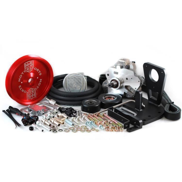 2011-2016 GM 6.6L Dual High Pressure Fuel Kit