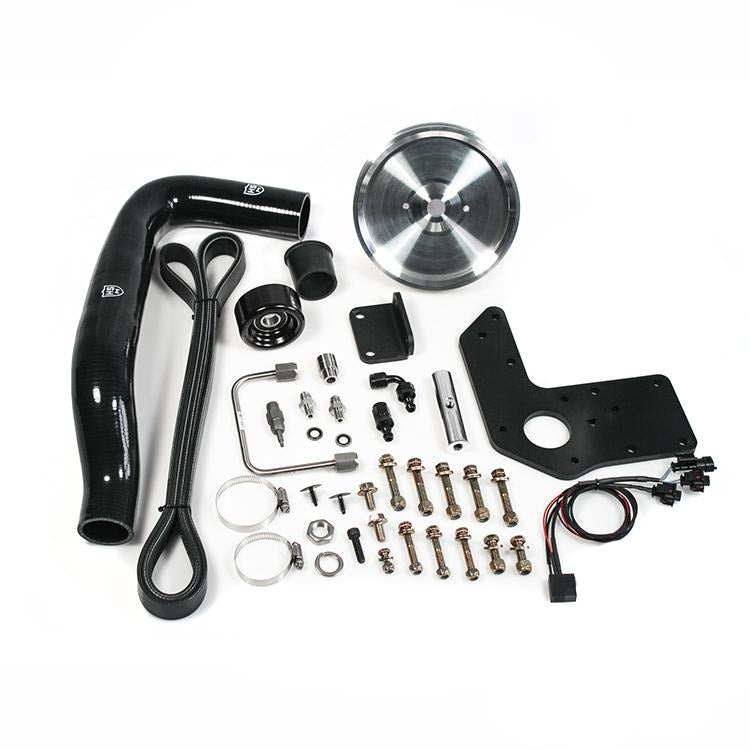 2007-2018 Cummins 6.7L Dual High Pressure Fuel Kit W/O CP3