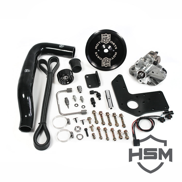 07.5-19 Cummins 6.7L Dual High Pressure Fuel Kit