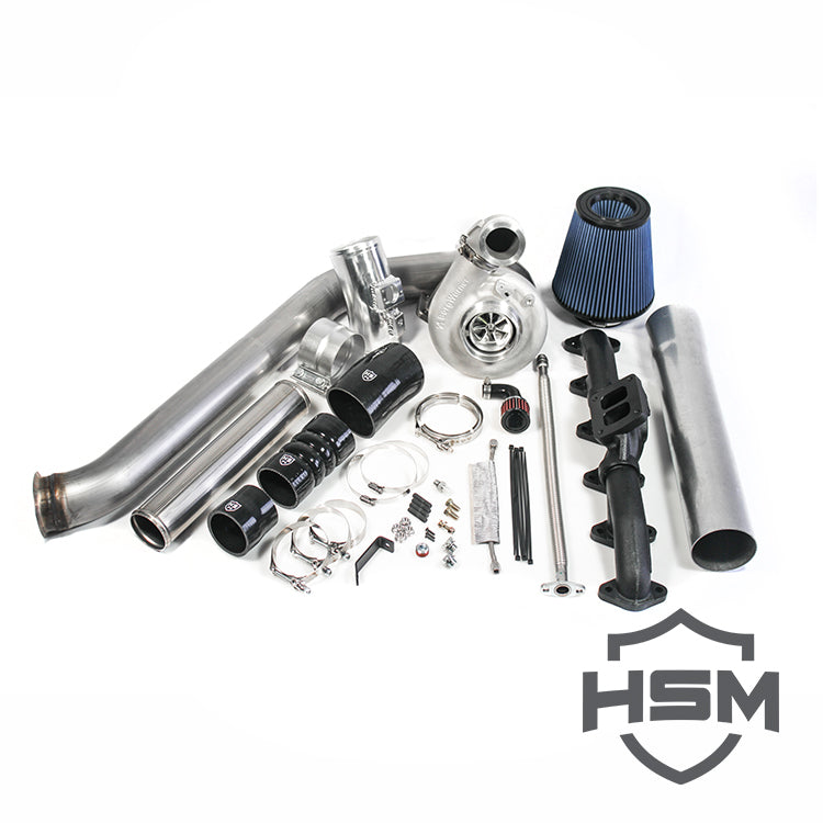 2007-2009 Cummins 6.7L SX-E Turbo Kit