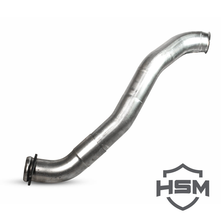 08-10 Ford 6.4L Single Turbo Downpipe