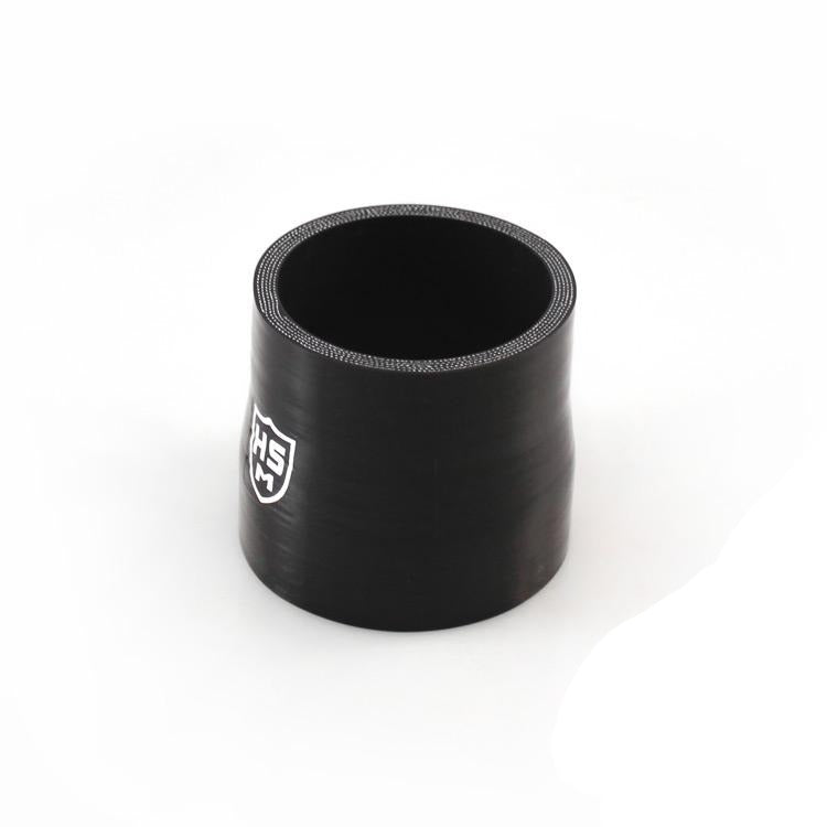 "3""X 2"" Silicone Reducer Coupler Hose (Black 5 Ply) 3"" Length"