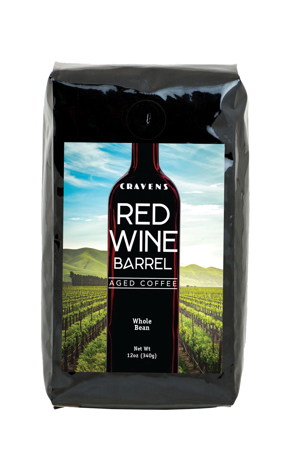 Red Wine Barrel Coffee