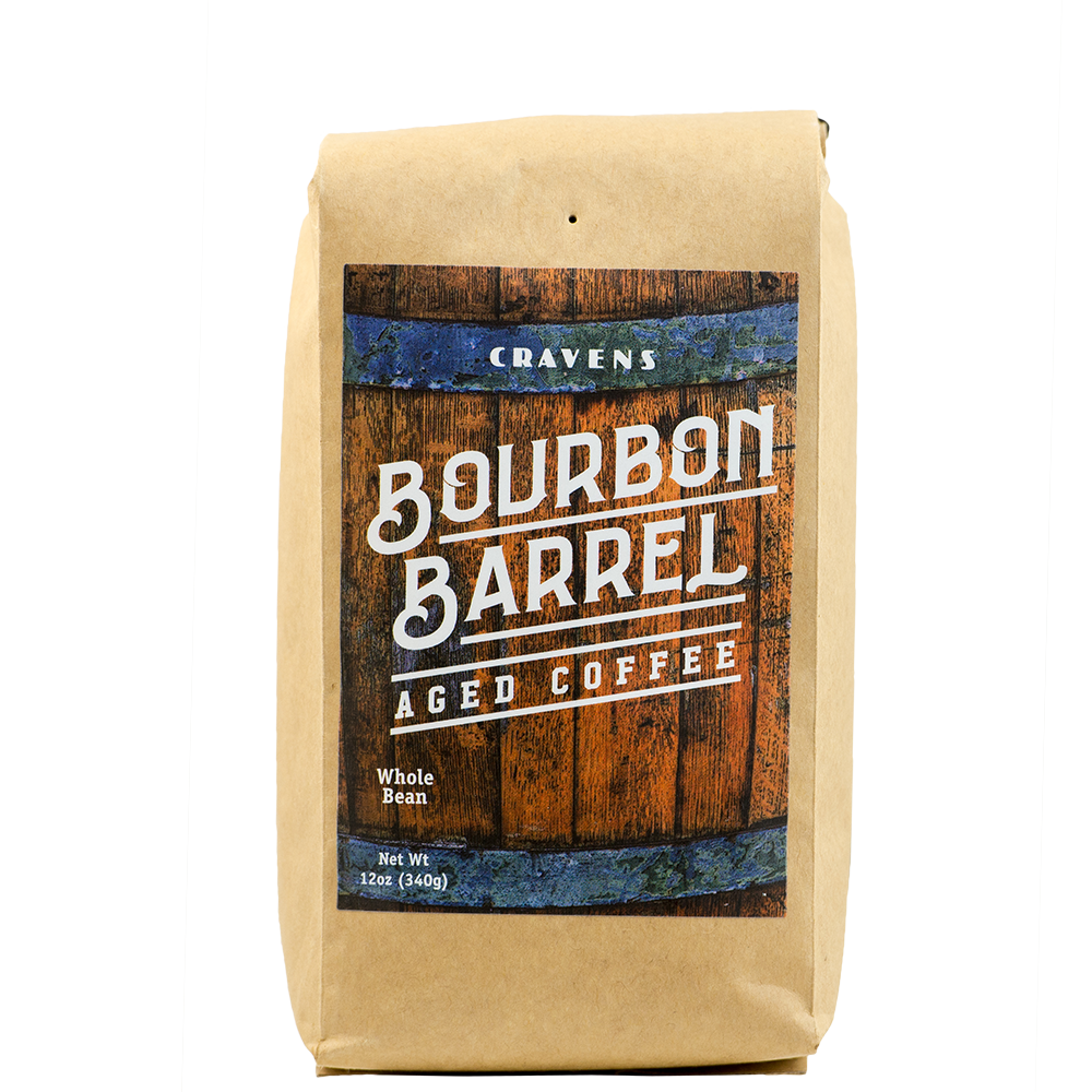 Bourbon Barrel Coffee
