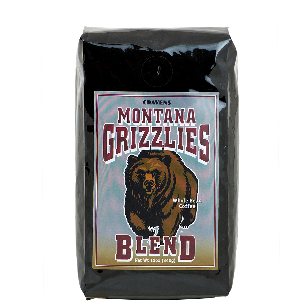 University of Montana Grizzlies Blend