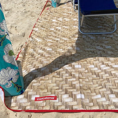 CoolCabanas Beach Mat