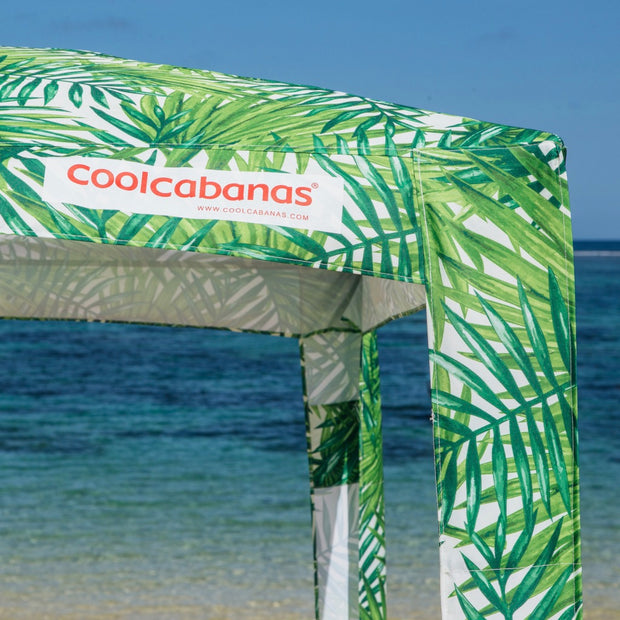 CoolCabana 5 Size L - Palms ON BACKORDER EXPECTS TO SHIP AUGUST 24
