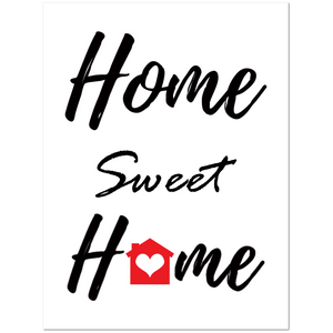 Home Decor Home Sweet Home