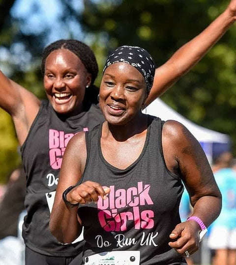 Tasha Thompson | Black Girls Do Run UK