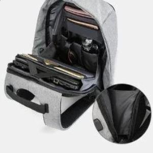Backpack USB Anti Theft - LM Collection
