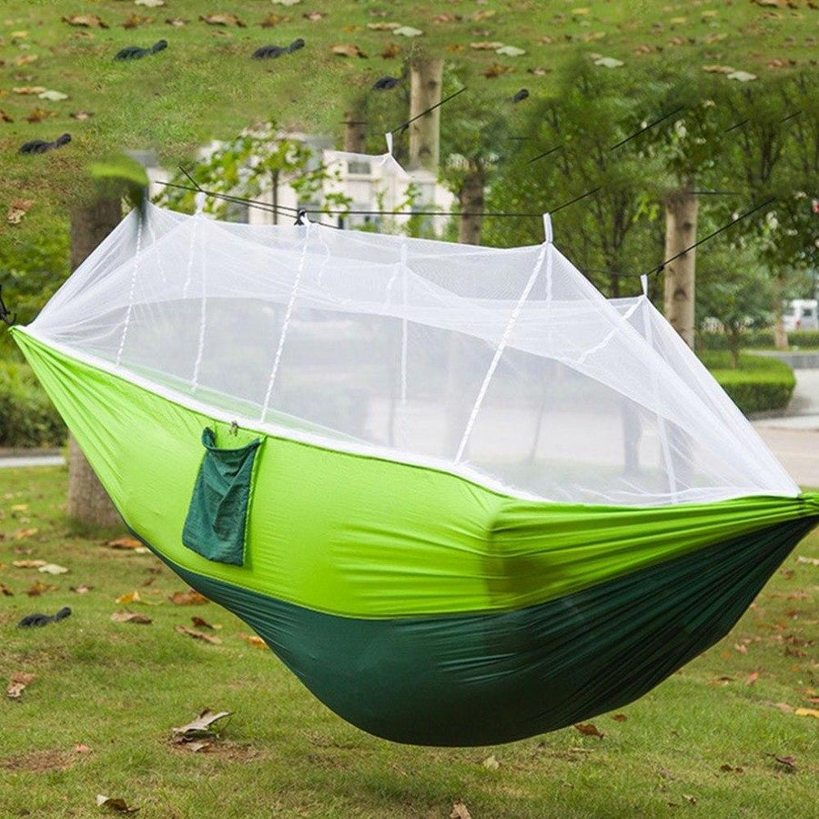 The Backpacking Hammock - LM Collection