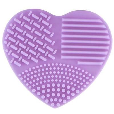 Heart Shaped Makeup Brush Cleaner - LM Collection