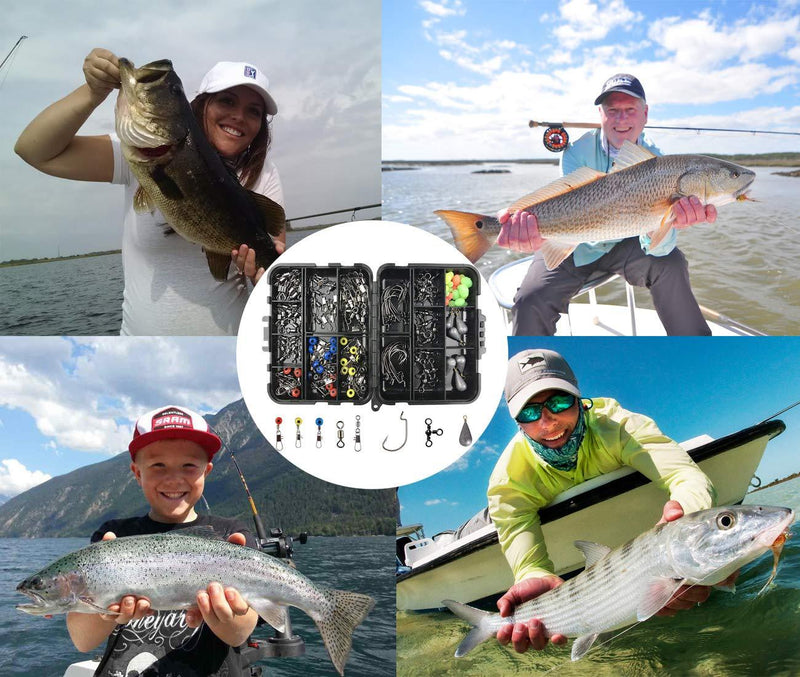 Box Fishing Accessories - LM Collection