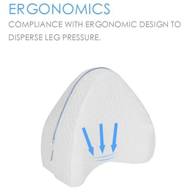 Contour Knee Pillow - LM Collection - LM Collection