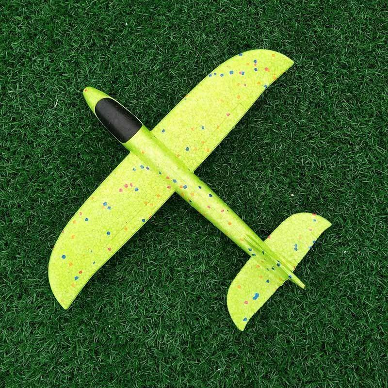 Hand Launch Foam Airplane - LM Collection