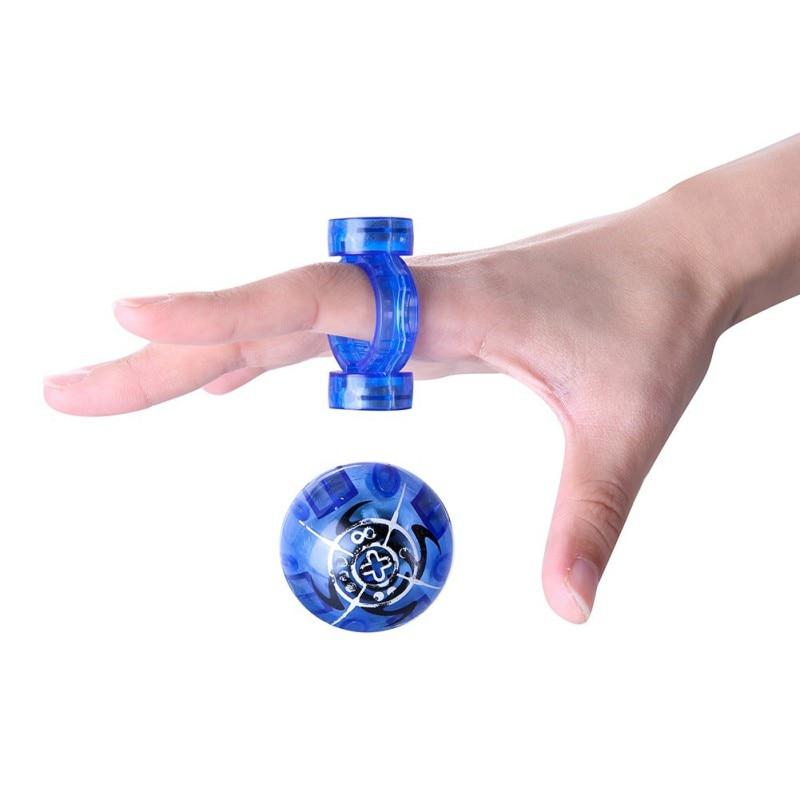 Finger Induction Magnetic Ball - LM Collection