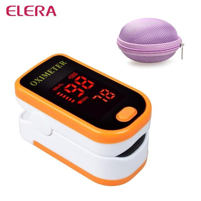 Finger Pulse Oximeter - LM Collection