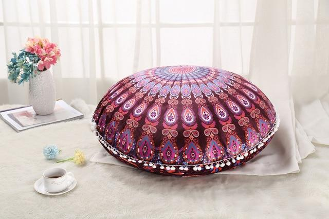 Floor Bohemian Cushion Pillow - LM Collection