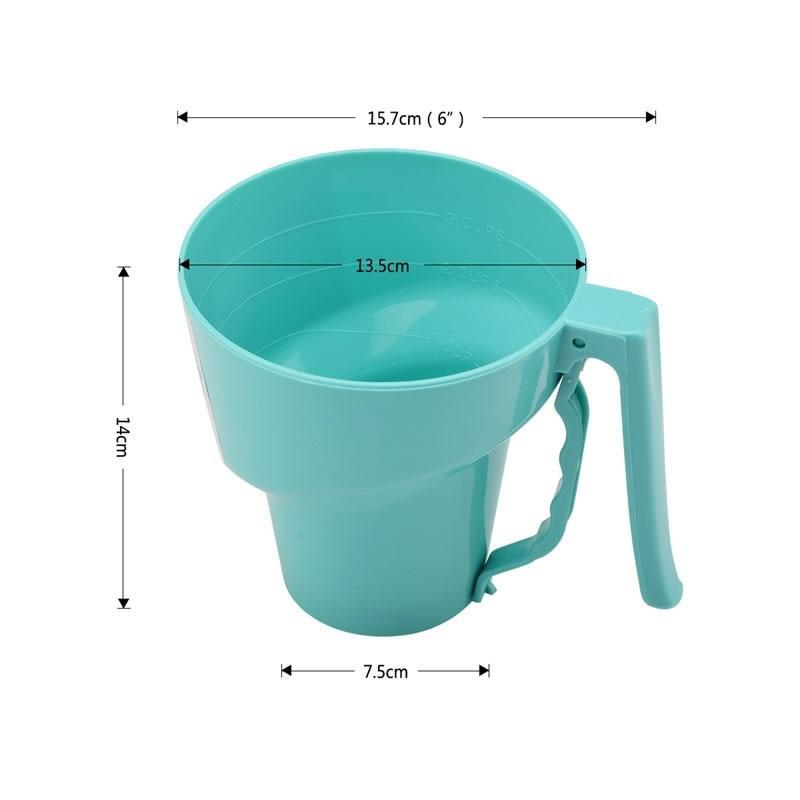 Funnel Shape Sifter - LM Collection - LM Collection