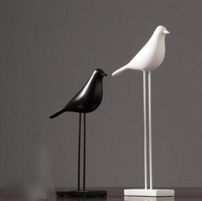 Figurine Handicraft Doves - LM Collection