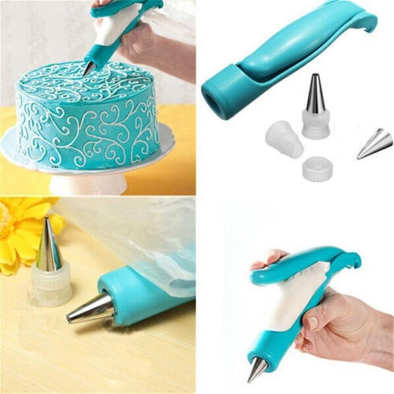 Writing Icing Pen Cookie Decorating - LM Collection