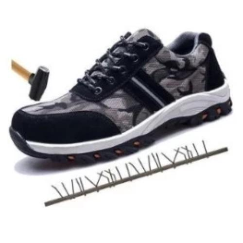 Safety Sneakers Steel Toe - LM Collection