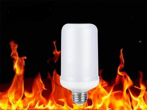 LED Fire Bulb - LM Collection - LM Collection