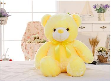 LED Stuffed Teddy Bear - LM Collection