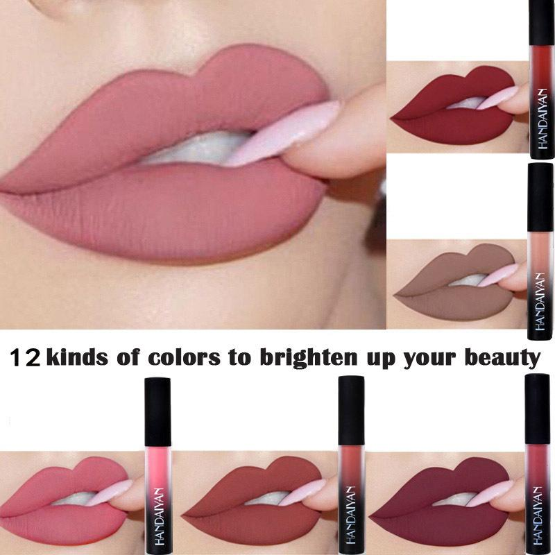 Long Lasting Lipstick - LM Collection