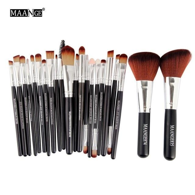MAANGE Makeup Brushes - LM Collection