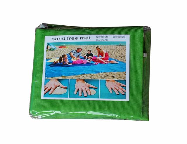 Sand Free Beach Mat - LM Collection - LM Collection