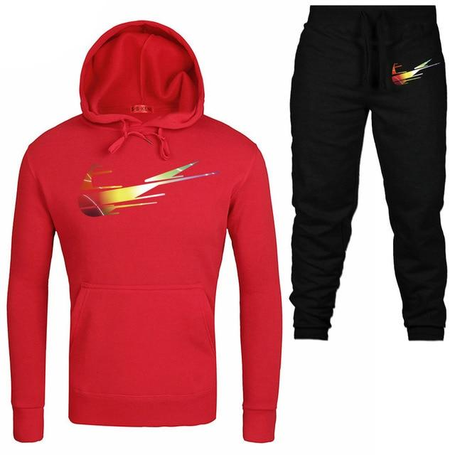 Men's Sportswear Hoodies Suit - LM Collection