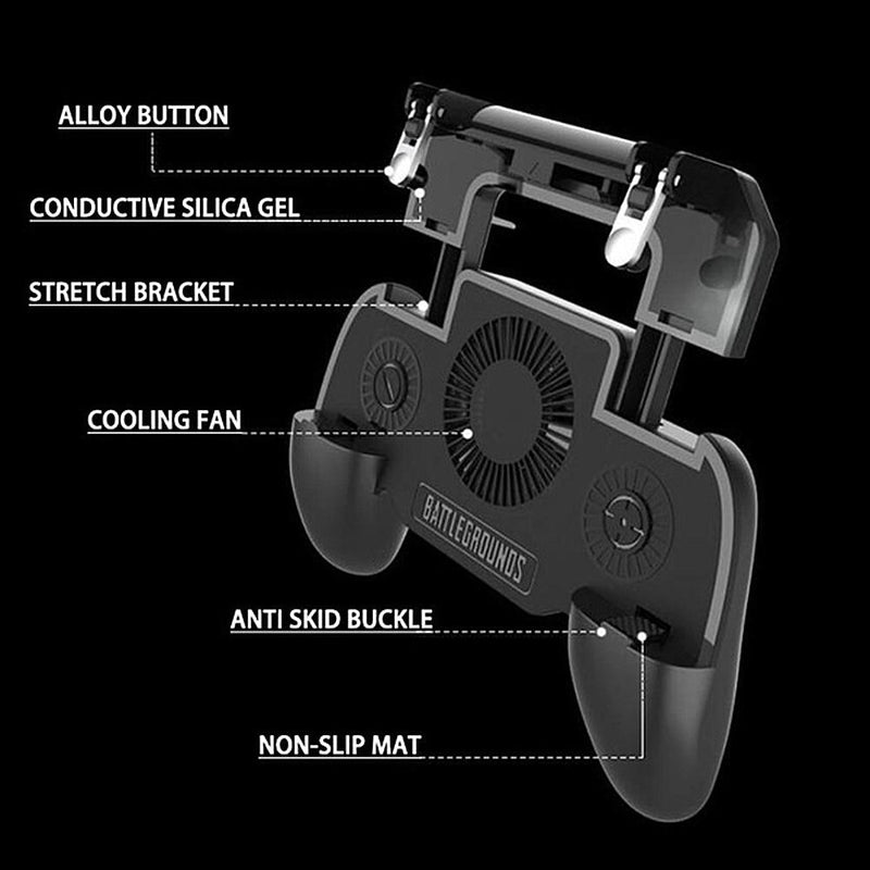 Mobile Gamepad Controller - LM Collection