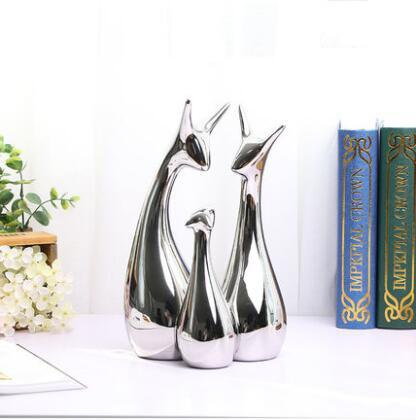 Modern Ceramic Figurines - LM Collection