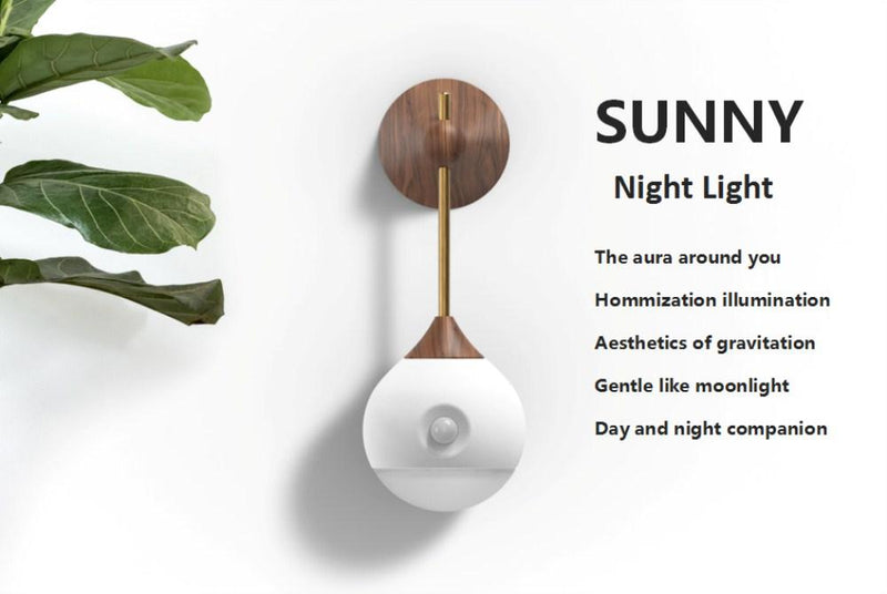 Motion Sensor Light Bulb - LM Collection