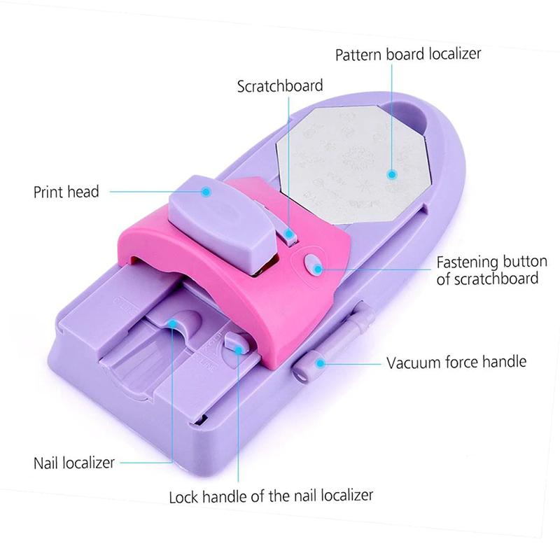 Fingernail Printer - LM Collection - LM Collection