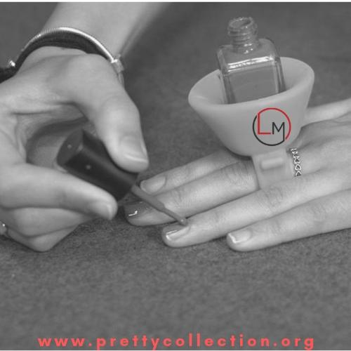 Nail Polish Ring - LM Collection - LM Collection