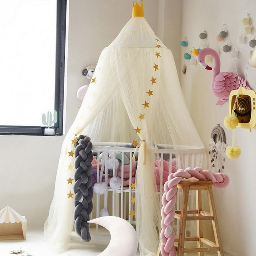 Kids Bed Canopy - LM Collection - LM Collection