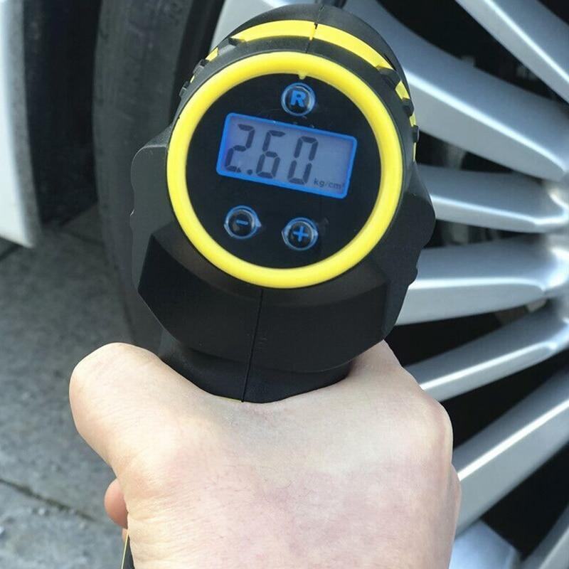 Portable Tire Inflator - LM Collection - LM Collection