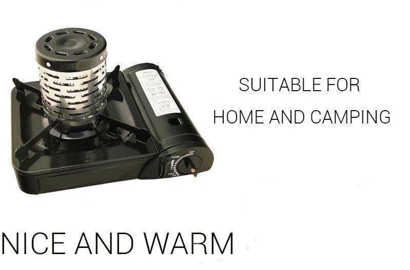 Portable Gas Stove - LM Collection