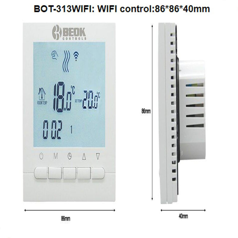 Programmable Thermostat - LM Collection