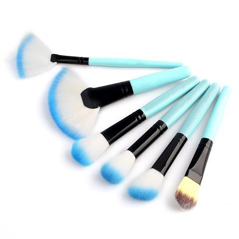 Shell Makeup Brushes - LM Collection