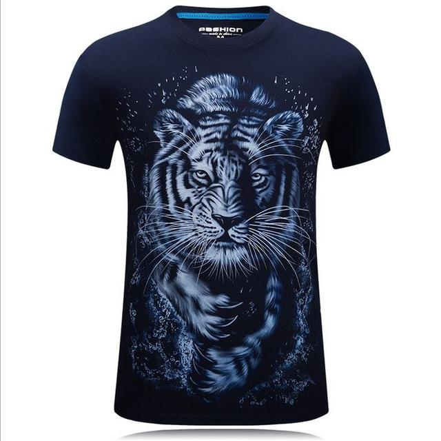 Summer Men's T-Shirt - LM Collection